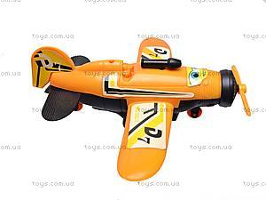 Самолет игрушечный для детей, 502-7, фото