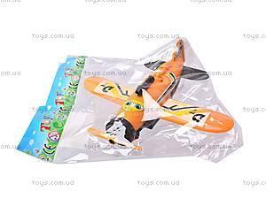 Самолет игрушечный для детей, 502-7
