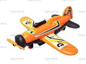 Самолет игрушечный для детей, 502-7, игрушки