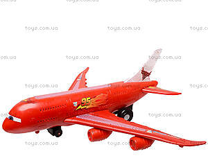 Самолет игрушечный «Тачки», SY757, игрушки