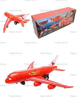 Самолет игрушечный «Тачки», SY757