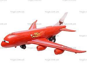Самолет игрушечный «Тачки», SY757, фото