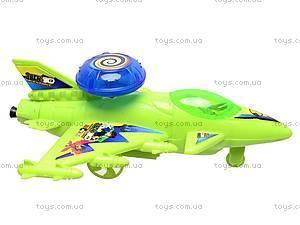Самолет инерционный Ben Ten, AK-61, игрушки