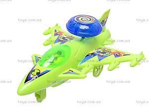 Самолет инерционный Ben Ten, AK-61, детские игрушки