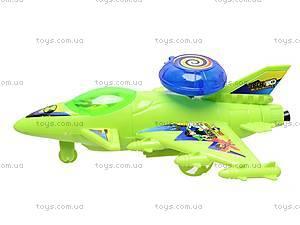 Самолет инерционный Ben Ten, AK-61, магазин игрушек