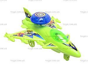 Самолет инерционный Ben Ten, AK-61, toys.com.ua