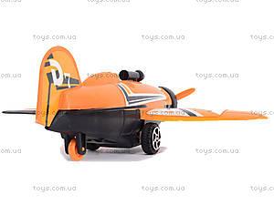 Самолет инерционный детский «Летачки», 502-7A, toys.com.ua