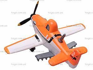 Самолет инерционный для детей «Летачки», 136K-D7, фото