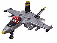 Самолет инерционный игровой «Летачки», 136K-210, фото