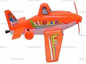 Самолет инерционный «Литачки» для детей, XZ-110, фото