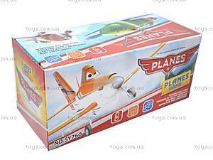 Самолет из мультика «Летачки», SY760