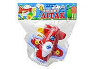 Самолет-конструктор, ИП.30.001, интернет магазин22 игрушки Украина