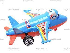 Самолет «Летачки» для малышей, 832-15, фото