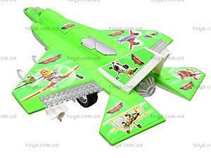 Самолет «Литачки» музыкальный, 519, детские игрушки