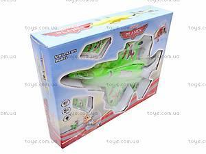 Самолет «Литачки» музыкальный, 519, магазин игрушек