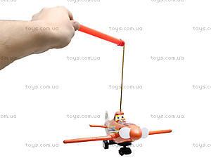 Детский заводной самолет «Литачки», DZ1228-1, купить