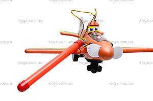 Детский заводной самолет «Литачки», DZ1228-1, фото