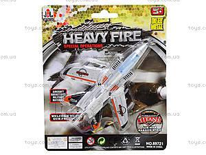 Игрушечный самолет Heavy Fire, 89721, цена