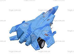 Детский игрушечный самолет Speed Thunder, 8869-4, toys