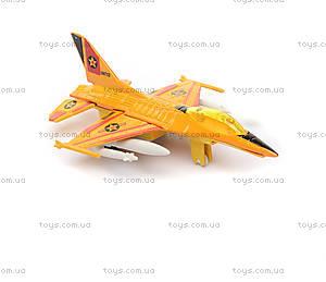 Самолет металлический, SQ80922-1
