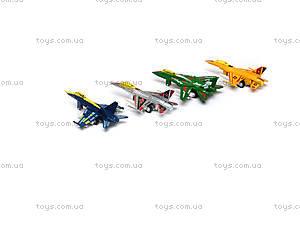 Самолет металлический, SQ80922-1, купить