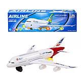 Самолет музыкальный «A380», A380-200, отзывы