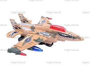 Самолет, на батарейках , 2105B, игрушки