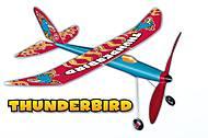 Самолет на резиномоторе Thunderbird, 1617