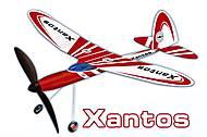 Самолет на резиномоторе Xantos, 1632, интернет магазин22 игрушки Украина