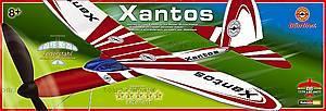 Самолет на резиномоторе Xantos, 1632, купить
