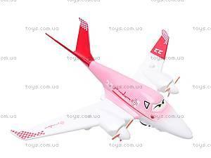 Самолет Рошель из мультика «Литачки», 767-558, фото