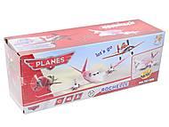 Самолет Рошель из мультика «Литачки», 767-558, отзывы