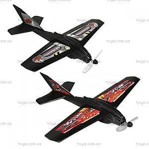 Самолет с моторчиком и зарядным устройством, 40005-6015621-AH, фото