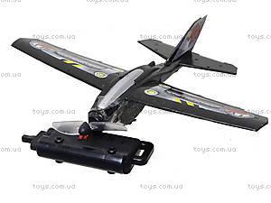 Самолет с моторчиком и зарядным устройством, 40005-6015621-AH, цена