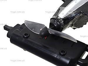 Самолет с моторчиком и зарядным устройством, 40005-6015621-AH, игрушки
