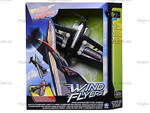 Самолет с моторчиком и зарядным устройством, 40005-6015621-AH, магазин игрушек
