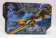 Самолет с подсветкой для героев One Man Light Jet+ Tron, 39005-20031907-Tron, отзывы