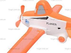 Самолет со звуковыми эффектами «Летачки», 33118A, купить