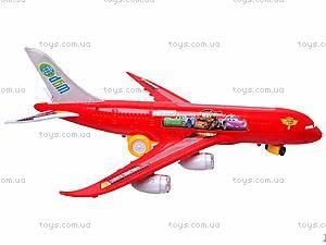 Самолет «Тачки» для детей, 767-402, купить