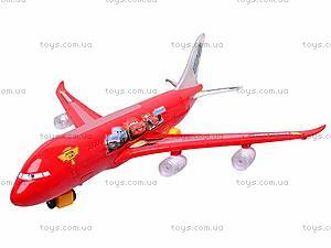 Самолет «Тачки» для детей, 767-402, фото