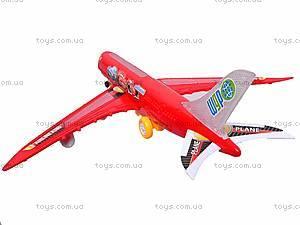 Самолет «Тачки» для детей, 767-402, отзывы