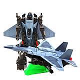 """Самолет-трансформер """"Hero"""", вид 3, LBL29, купить"""