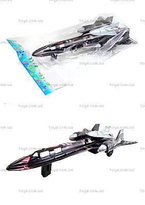 Детский инерционный самолет Pawer, 2028-3