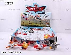 Самолет инерционный игрушечный «Летачки», TY363