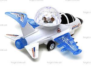 Музыкальная игрушка «Самолет-истребитель», HG-333, купить