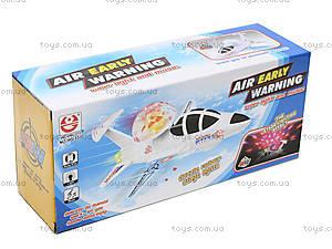 Музыкальная игрушка «Самолет-истребитель», HG-333, фото