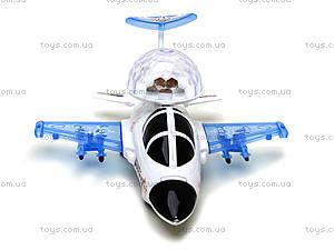 Музыкальная игрушка «Самолет-истребитель», HG-333, отзывы