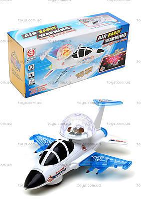 Музыкальная игрушка «Самолет-истребитель», HG-333