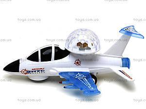 Музыкальная игрушка «Самолет-истребитель», HG-333, цена