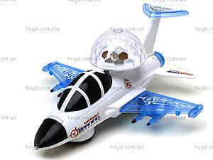 Музыкальная игрушка «Самолет-истребитель», HG-333, игрушки